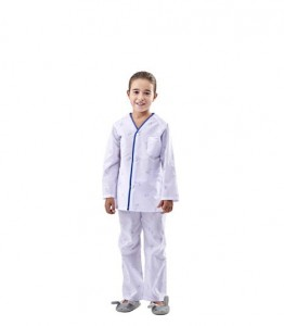 Pijama enfermo niño con dibujos