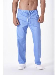Pantalon Unisex azul celeste