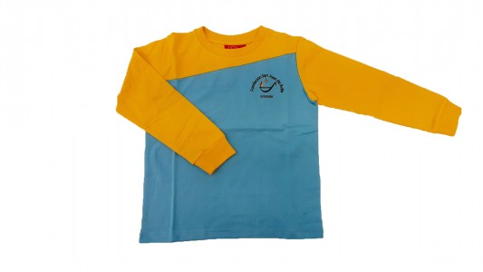 Camiseta de deporte, manga larga, F. San Juan de Ávila